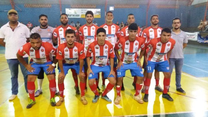 1943d26828987 Copa Maracaju de Futsal  primeira rodada teve 24 gols em 03 partidas.